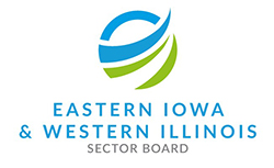 Eastern Iowa and Western Illinois Sector Boards Logo